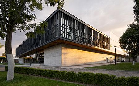 Galardonan a arquitectos mexicanos for Arquitectos mexicanos