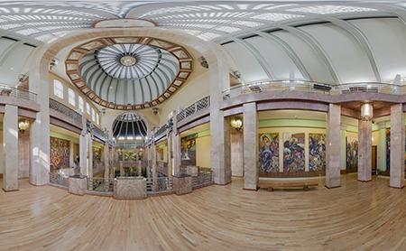 restaurar225n 17 murales del palacio de bellas artes