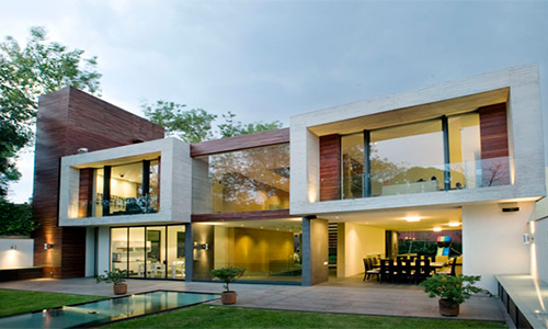 Venta de vivienda nueva en cdmx repunta fuerte en primer - Fachadas viviendas unifamiliares ...