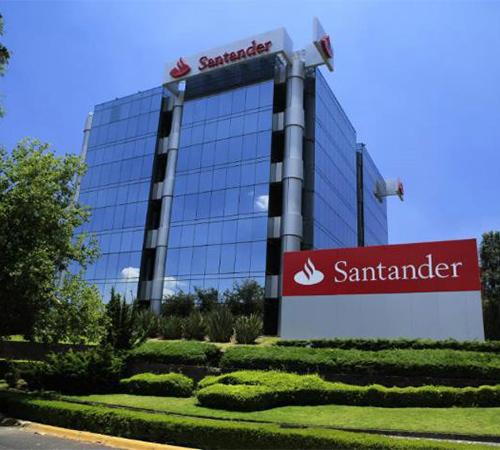 Santander invertir 15 000 mdp en 3 a os for Oficinas banco santander alicante capital