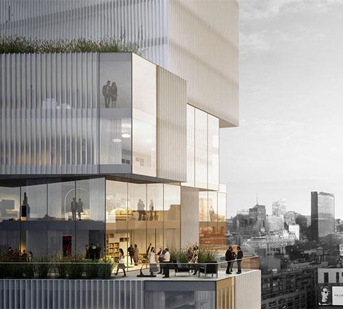 Studio seilern architects dise a nuevo rascacielos en ny - Disena studio ...