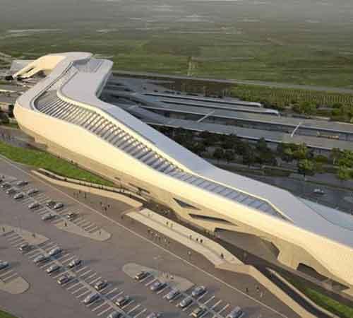 Grandes obras arquitect nicas de 2017 for Obras arquitectonicas