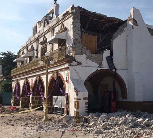 Sedatu: reportan 2 mil hogares con daño total