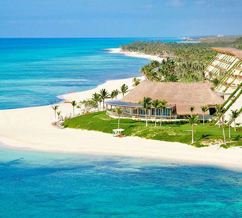 Principales destinos turísticos internacionales de México sin restricción de viaje