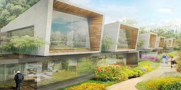Conoce el futuro de la arquitectura para las personas mayores