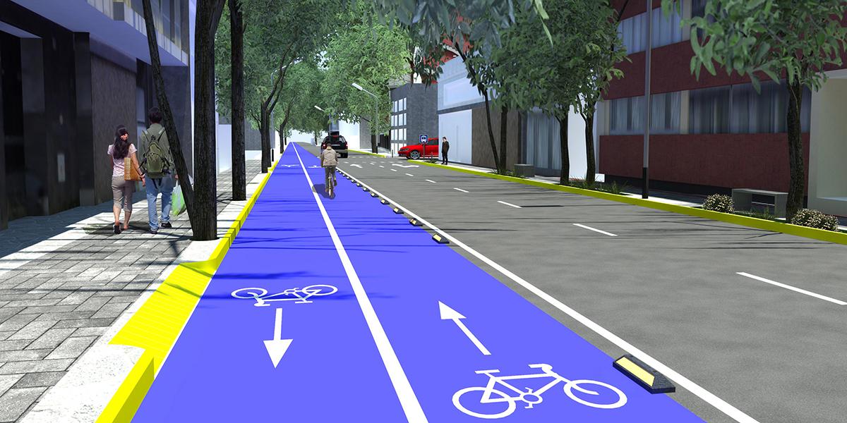 Edomex no cuenta con infraestructura ciclista adecuada