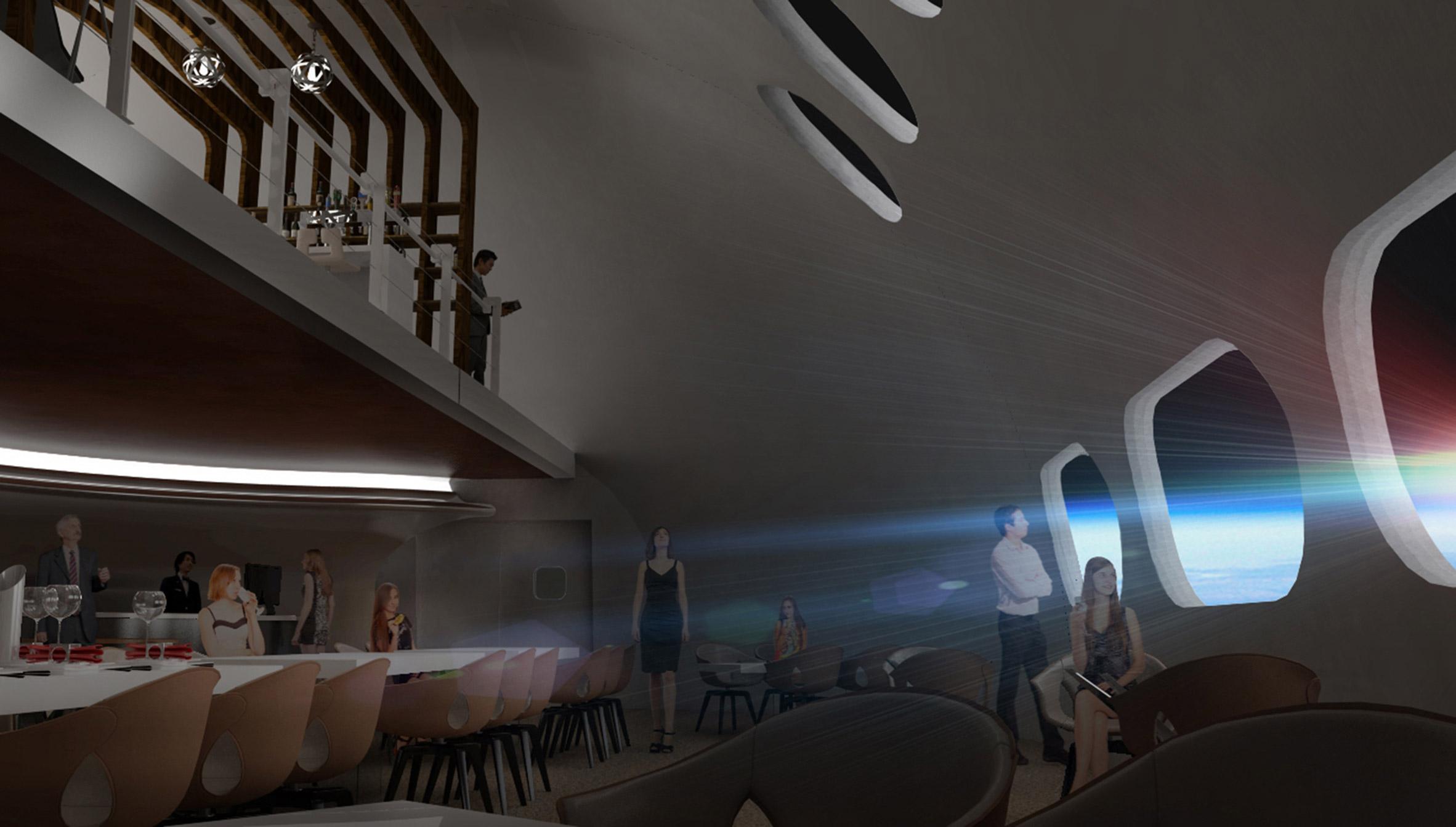 Primer hotel espacial abriría sus puertas en 2027