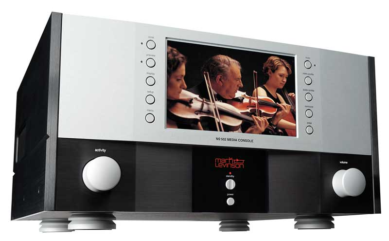 Mark Levinson,The Best in Design,Real Estate,Audio & Video,Diseño