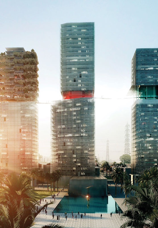 Real Estate,Sector Guragon 66 será un gran edificio con certificado LEED en la India.