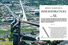Retos y Avances de la Infraestructura en NL - David Sterling