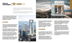 Alianza estratégica  Alora + Ancore Group - Real Estate Market & Lifestyle