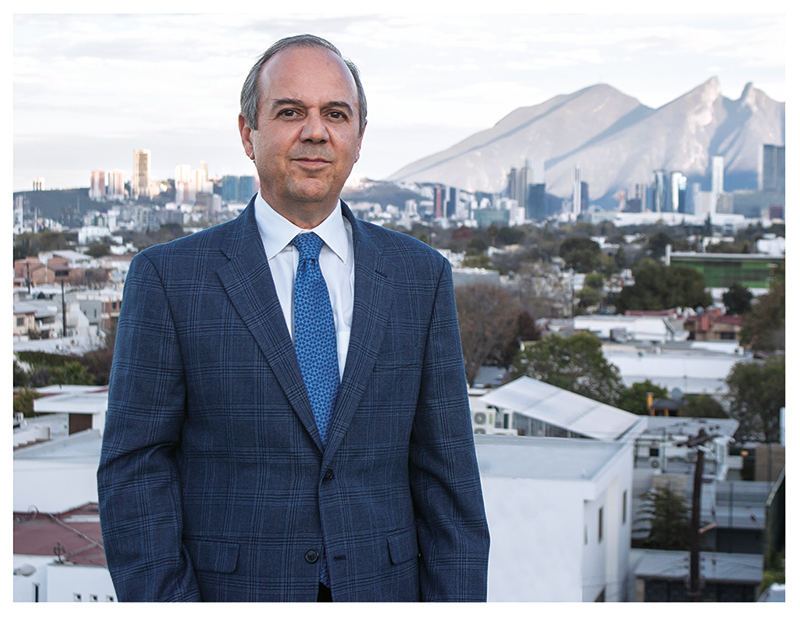 Real Estate Market, Monterrey, Adrián Martínez Director General de Maiz Transforma