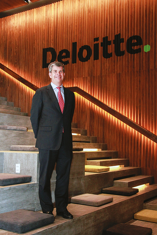 Real Estate Market, Monterrey, Robert O´Brian (RO) Global Real Estate Sector Leader de Deloitte .