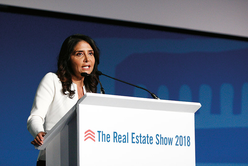 Real Estate Market & Lifestyle,Real Estate, Propuestas y Apuestas por México,The Real Estate Show 2018, Que la capital sea detonante inmobiliario.