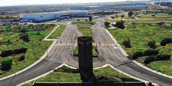 Amexhe Industrial Park - Amexhe