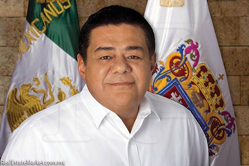 Fernando Ortega Bernés,<br />Gobernador de Campeche.