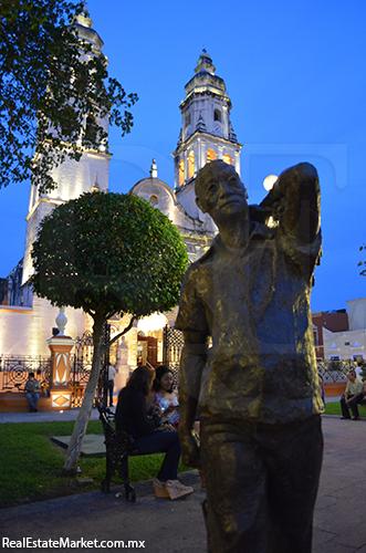 Centro Histórico de Campeche.