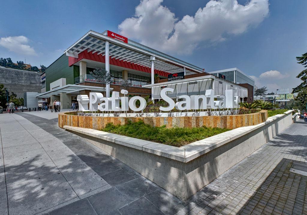 Patio Santa Fe